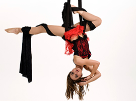 Aerial Dancers & Aerial Shows