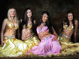 Belly Dancers for Hire North West