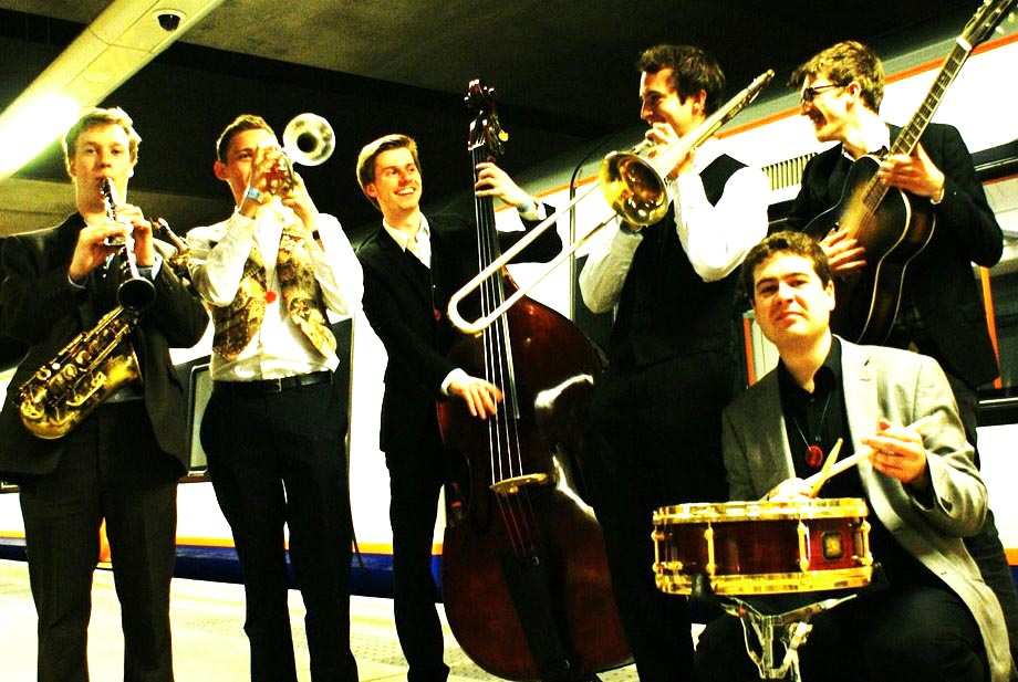 Dixie Jazz Band