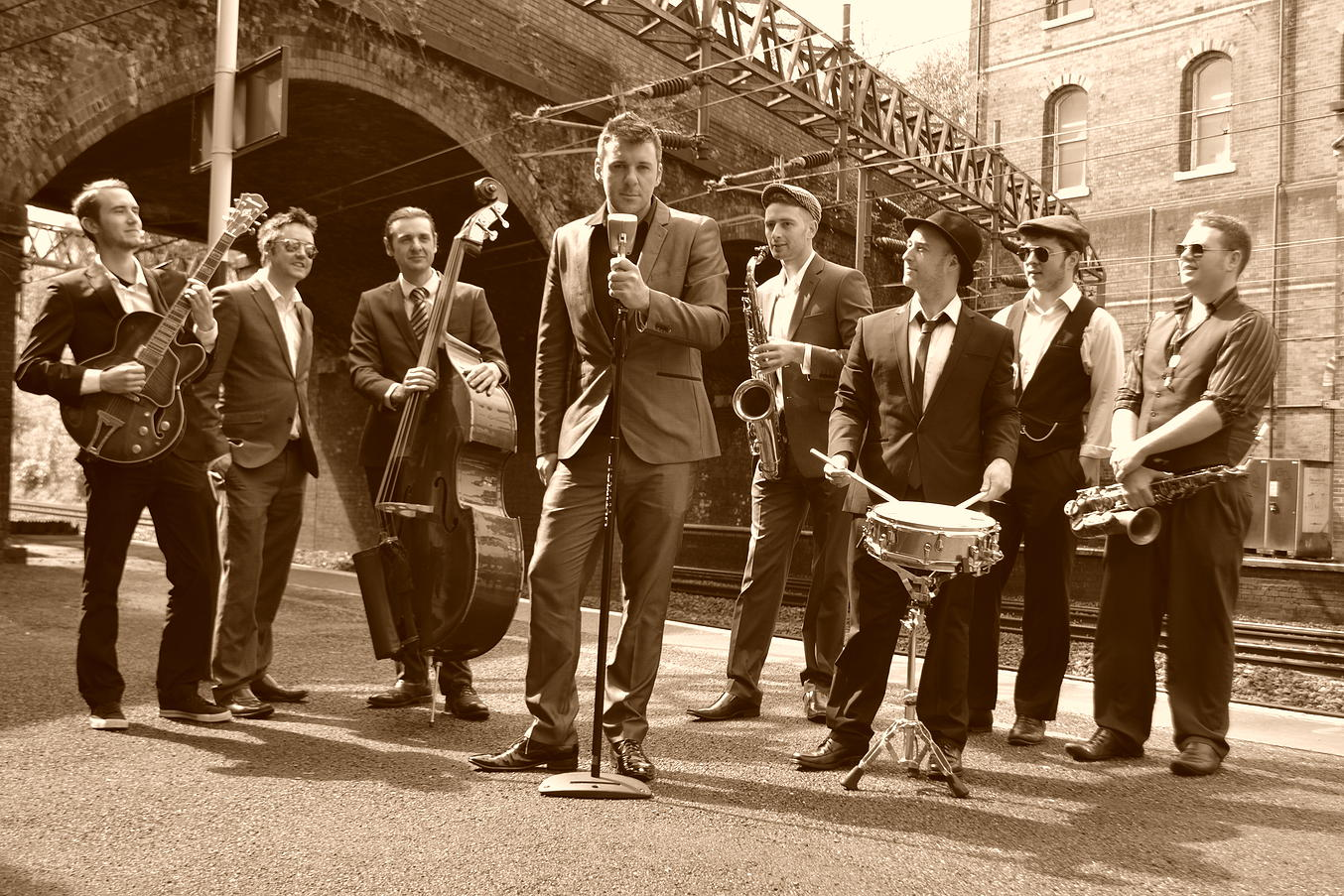 Jive Swing Band