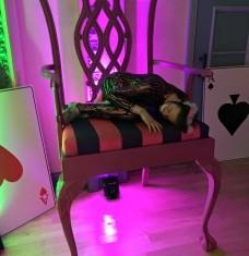 Alice in Wonderland Chair hire