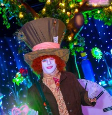 Alice in Wonderland mad hatter