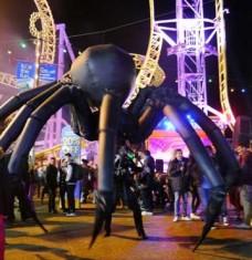 Arachnobot