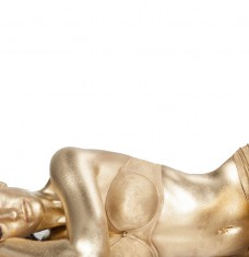 James Bond Gold Woman