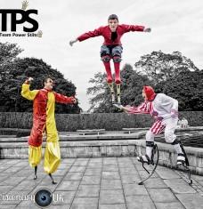 Power Stilts Circus