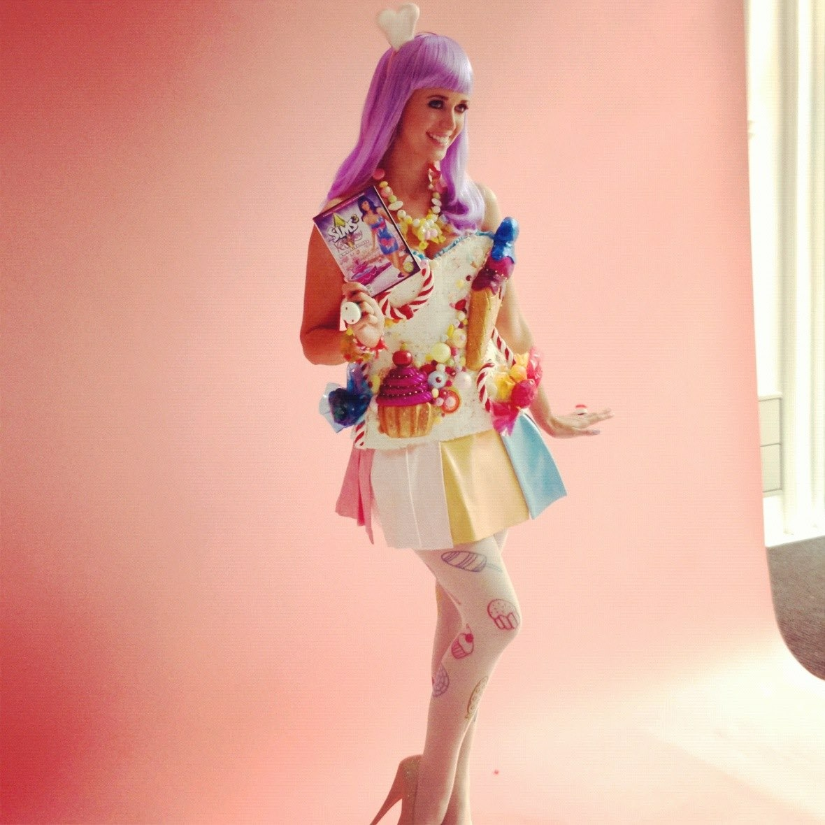 hire a katy perry lookalike tribute