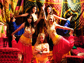 Bollwood Dancers For Weddings