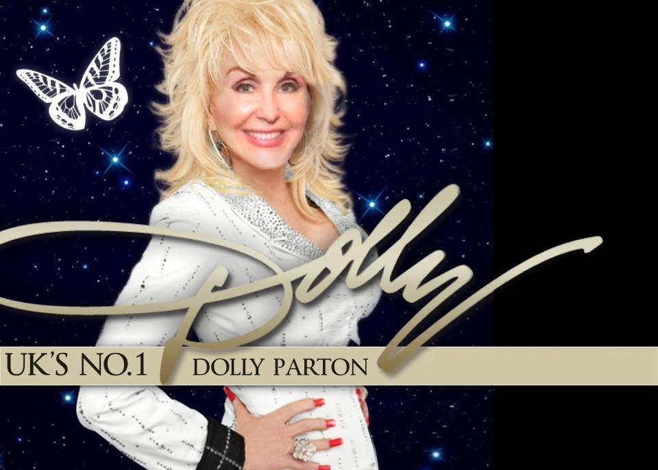 Dolly Parton Paula Poster 1