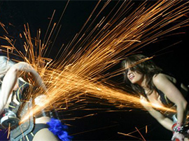 Angle Grinder Performer hire