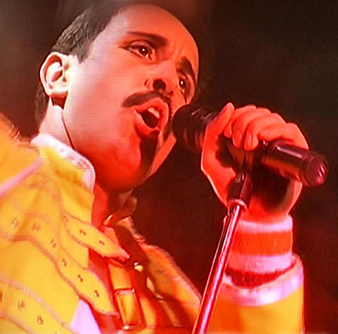 Freddie Mercury - Mark