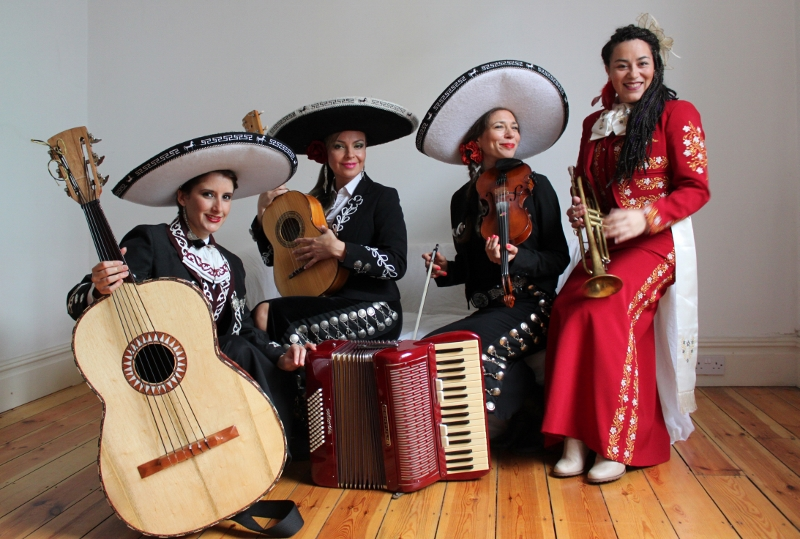 Mexican Band 2