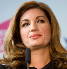 Hire karen brady for your event