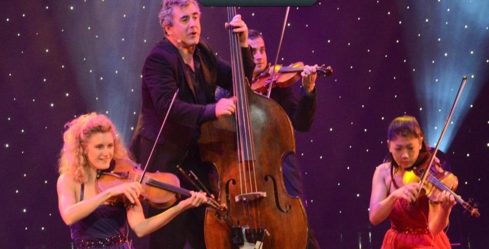 Comedy String Quartet for Hire