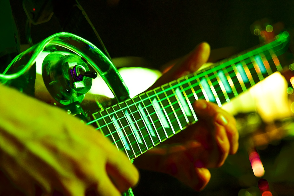 The Live Instruments Guitar