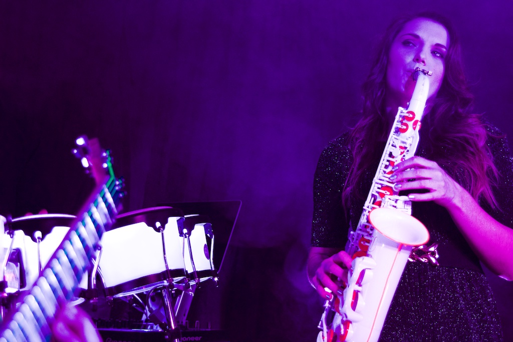 The Live Instruments Sax