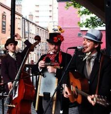 Folk band hire