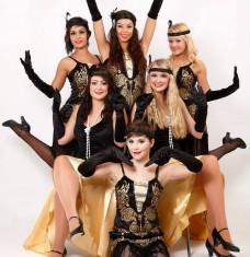 1920s Dancers show