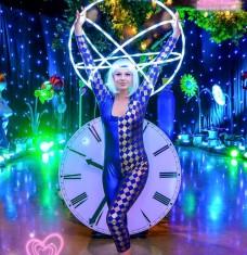 Alice in Wonderland Hula Hoop