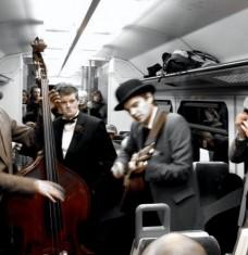Dr Butler Medicine Band Train