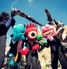 Friendly Monster Gang
