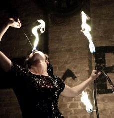Pippa The Ripper Fire Eater