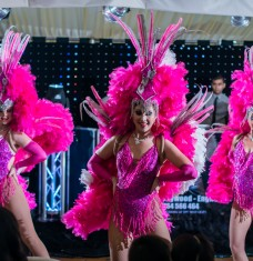 RnR Smaller Pink costumes