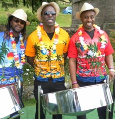 Steel Drum Band Francis