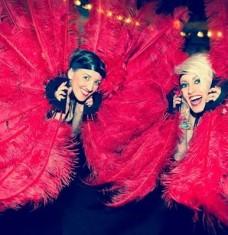 sophie red fans
