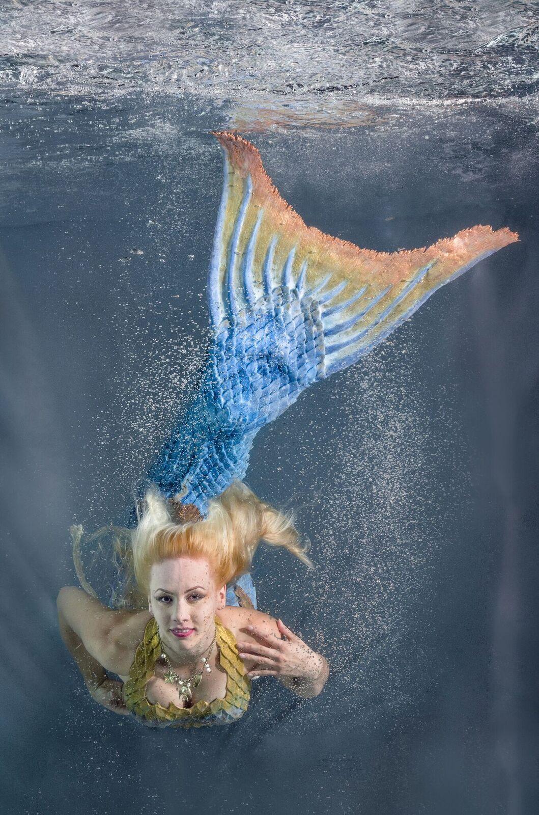 Underwater Unique entertainment ideas